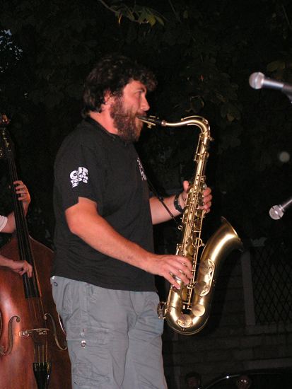 Brescia, dai concerti di Jazz on the Road 2005 a favore dell'ANT (2)