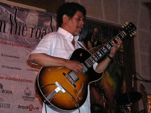 Brescia, dai concerti di Jazz on the Road 2005 a favore dell'ANT (3)