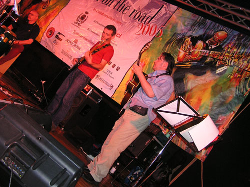 Brescia, dai concerti di Jazz on the Road 2005 a favore dell'ANT (4)