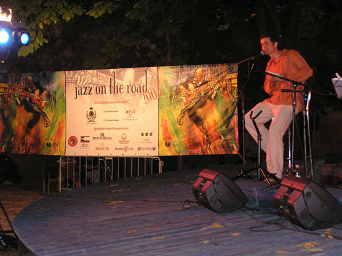 Brescia, dai concerti di Jazz on the Road 2005 a favore dell'ANT (5)