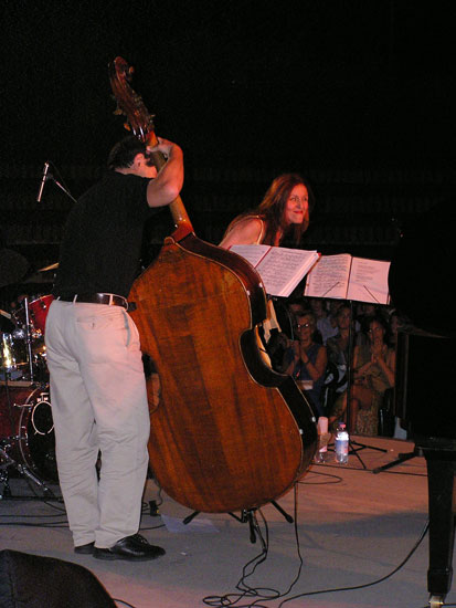 Brescia, dai concerti di Jazz on the Road 2005 a favore dell'ANT (6)